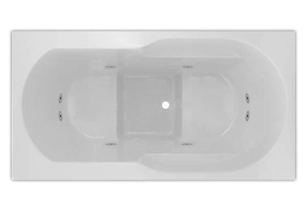 Deep Soaking Baths UK Japanese Style Whirlpool Baths JURA
