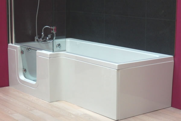 Walk In Baths And Whirlpools