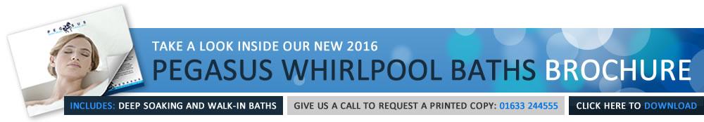 Pegasus Whirlpool Baths - 2016 Brochure