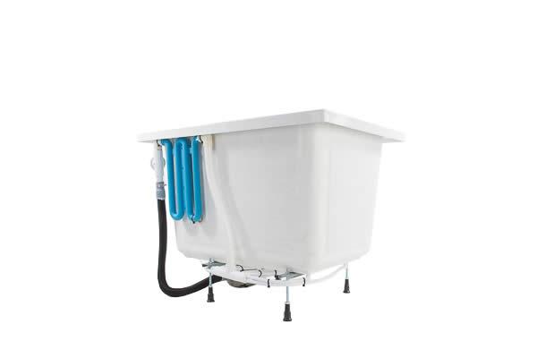 Pegasus Whirlpool, Omnitub Solo Bath - 360° spin