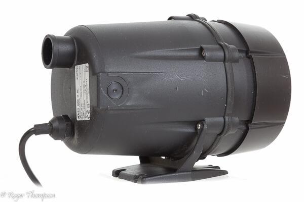Heated Air Blowers : Spa bath heated blower airbath espa vento
