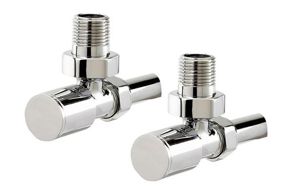 VILSTEIN Thermostatic Heater Thermostatic Head Bathroom Radiator Valve Attachment Chrome