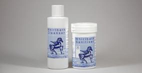 Whirlpool Bath Cleansers & Sanitisers